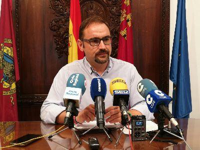 El Ayuntamiento de Lorca exige al Gobierno Regional la revisión del proceso de adjudicación del servicio de transporte sanitario
