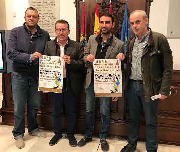 El casco histórico acogerá el sábado la V edición del Concurso Nacional de Pintura al Aire Libre ''Ciudad de Lorca'' en el que participarán más de 70 artistas