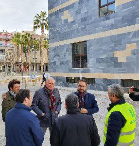 El Ayuntamiento de Lorca trabaja junto a los gobiernos nacional y regional para buscar una solución definitiva a la justificación de las ayudas concedidas tras los terremotos
