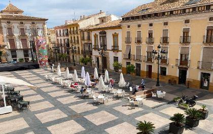 El número de desempleados desciende en 383 personas, en Lorca, en el último mes