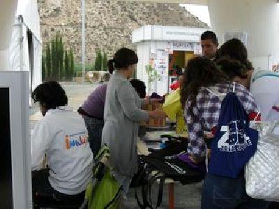 Qdamos estuvo presente el pasado fin de semana en la X Edición de la Feria de Participación ?Zona Joven?