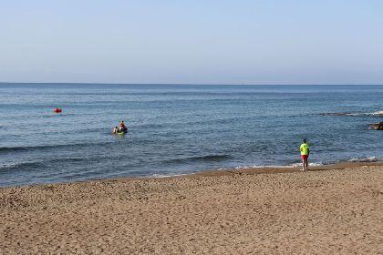 El Servicio de Emergencias Municipal y Protección Civil atiende, del 1 de julio al 9 de agosto, 87 incidencias en playas