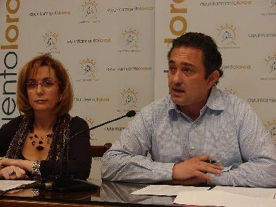 El Ayuntamiento de Lorca acelera el inicio de 32 obras del PIMUN ´09 que supondrán una inversión superior a los 12 millones de euros