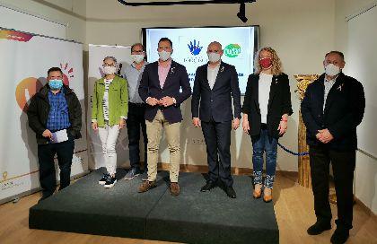 El Ayuntamiento colabora con la Fundación Lorquimur y Lorca Biciudad en las 'I Jornadas Dinámicas de la Bicicleta'