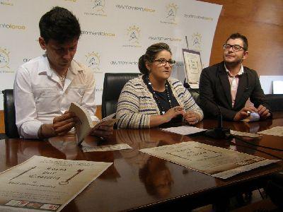 La Compañía del Teatro Guerra y la Federación San Clemente representan este jueves la obra ''Lorca por Castilla'' en Santa Quiteria