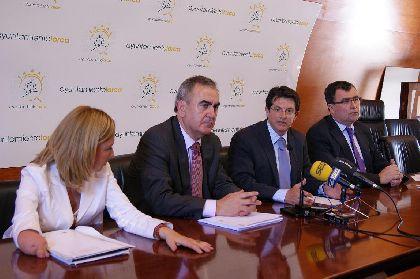 Constituida en Lorca la Comisión Mixta por los terremotos
