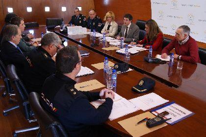 El Ayuntamiento de Lorca informa que el dispositivo de seguridad y emergencias para la Semana Santa contará con 550 personas