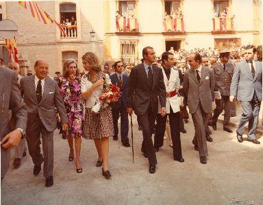 Comunicado institucional del Excmo. Ayuntamiento de Lorca ante la abdicación de Su Majestad El Rey Juan Carlos I