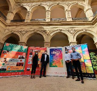 El Ayuntamiento elabora la programación de Feria y Fiestas de Lorca más social, inclusiva y segura de la historia
