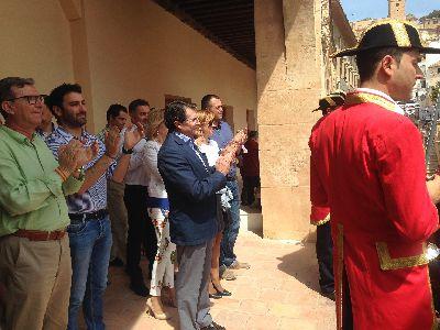 El Toque de Cabildos y el Himno de los Ministriles anuncian la procesión del Corpus Christi que se celebrará el domingo a las 20 horas