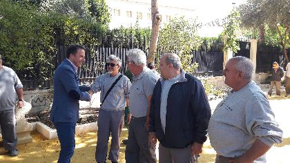 El Alcalde exige que ninguna de las inversiones previstas para Lorca dentro de los Presupuestos Generales del Estado sea alterada y que siga llegando agua del trasvase Tajo-Segura
