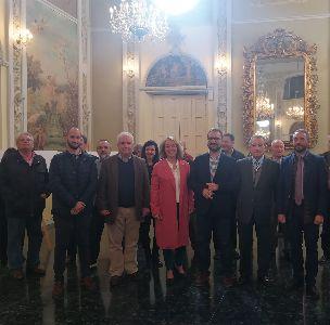 El Ayuntamiento de Lorca finaliza la larga tramitación del expediente para iniciar, cuanto antes, las obras de restauración y rehabilitación integral del Casino Artístico y Literario