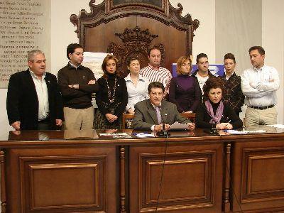 El Alcalde de Lorca y 183 colectivos convocan a la primera marcha ciudadana del 25 de noviembre, Día para la Eliminación de la Violencia contra la Mujer