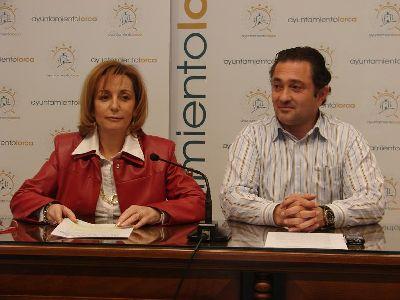 La Junta de Gobierno del Ayuntamiento de Lorca adjudica otras cinco obras y dos proyectos del PIMUN por valor de 396.500 euros a siete empresas lorquinas