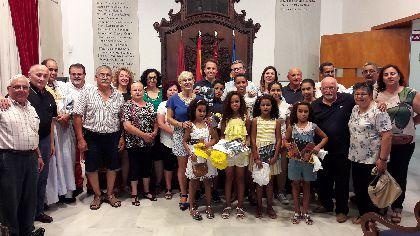 10 niños saharauis disfrutarán del verano en Lorca a través del programa ''Vacaciones en Paz'' que pone en marcha la Asociación de Amigos del Pueblo Saharaui
