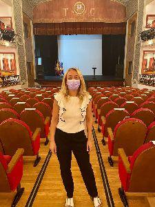 El Ayuntamiento pondrá, mañana, a la venta, 82 nuevas entradas para la actuación de la cómica Martita de Graná
