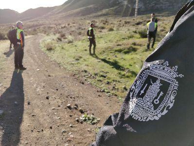 11 agentes de Policía Local participan durante miércoles y jueves en el operativo de búsqueda del niño almeriense Gabriel Cruz en Níjar