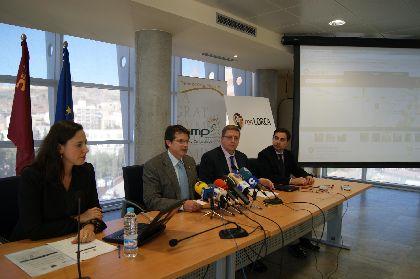 Google junto con el Ayuntamiento de Lorca presenta la plataforma ''Con Lorca''