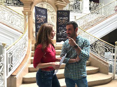 Lorca gana un espacio cultural con la iniciativa del Mercado del Sol de abrir sus puertas libremente a la celebración de actos sociales y exposiciones
