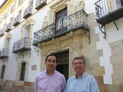 El Ayuntamiento de Lorca termina las obras de rehabilitaci�n de Conservatorio de M�sica Narciso Yepes, mejorado en seguridad y equipamiento