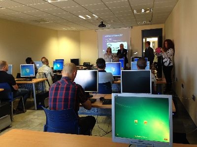 Lorca acoge un curso de ''MapInfo'' para t�cnicos municipales de toda la Comarca del Guadalent�n con el objetivo de mejorar la geolocalizaci�n de las actividades que desarrollan
