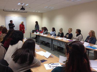 El Ayuntamiento de Lorca imparte, gracias a la subvención del Gobierno de España, un curso gratuito para ayudar a 22 mujeres mayores de 45 años a encontrar un empleo