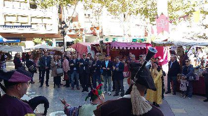 El Ayuntamiento reitera que la Plaza de Espa�a acoger� el pr�ximo a�o el mercado medieval de San Clemente