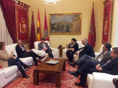 La Fundación Banco Sabadell dona 100.000 euros para la puesta en valor del patrimonio histórico de Lorca