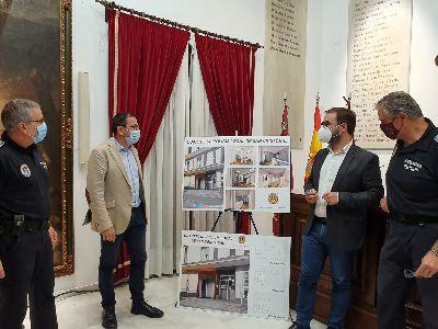 El Ayuntamiento de Lorca abre el procedimiento de adjudicación para la creación del Cuartel de Policía en San Cristóbal