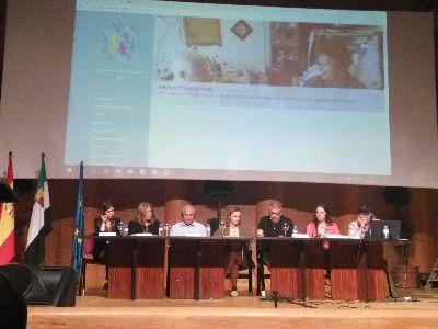 La Universidad Popular de Lorca participa en Mérida en el evento final del Proyecto MUPYME que durante dos años ha investigado sobre mujeres que trabajan en el entorno doméstico