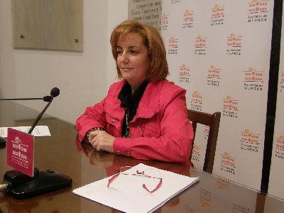 El Ayuntamiento de Lorca invierte 155.000 euros en dotar de equipamiento al nuevo Archivo Municipal