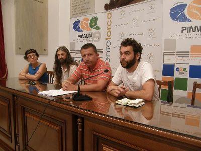 Lorca mirará al Mediterráneo mañana por la noche desde la Plaza Calderón con la música de Caro Ceice y Markelian Kapedani, dentro de Espirelia Todo Arte?09