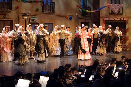 La Plaza de España acoge el 21 de septiembre el espectáculo lírico ''Antología de la Zarzuela''