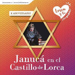 Lorca celebrará el próximo sábado, 12 de diciembre, en la Sinagoga del Castillo su décima Janucá