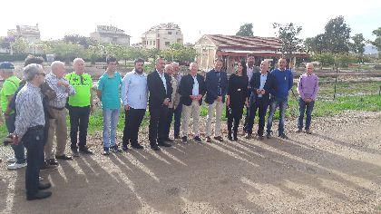 Murcia y Almería recuperan una de sus vías de comunicación gracias a una nueva Vía Verde financiada por la consejería de Turismo que enlaza Almendricos con Huércal Overa