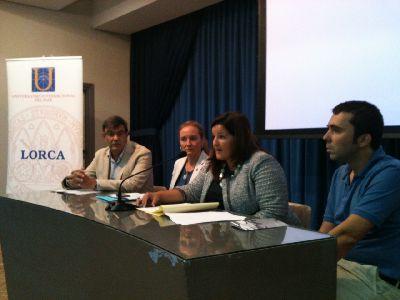 30 personas participan en el curso de la Universidad Internacional del Mar sobre la presencia judía en Lorca