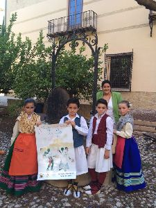 Grupos de Coros y Danzas de Huércal Overa, Cartagena y Lorca participan este año en el festival de folclore infantil ''Tío Pillo''