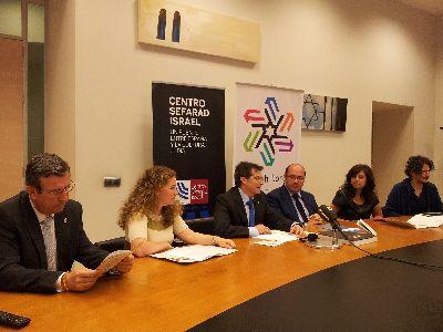 El Castillo de Lorca acoge la segunda jornada del Jewish Lorca 2014 con un espectáculo infantil de narración oral