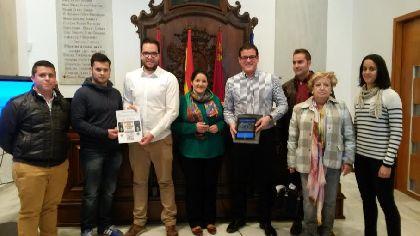 Lorquinos y visitantes ya tienen a su disposición la aplicación ''Una App Diferente'' dedicada a la Semana Santa de Lorca