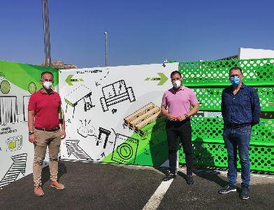 El reciclaje en Lorca presenta sus mejores datos desde la implantación de la recogida selectiva