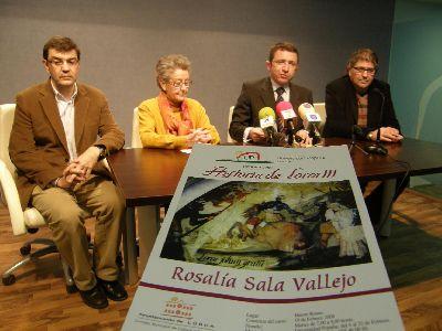 Rosalía Sala impartirá del 19 de febrero al 10 de junio el tercer Curso de Historia de Lorca en el Huerto Ruano