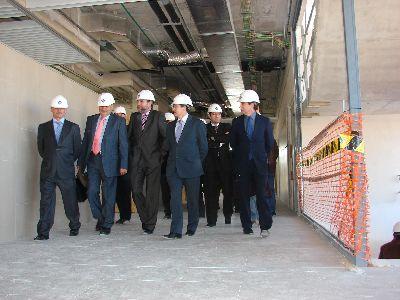 El centro integrado de FP del Campus de Lorca concentrará todos los ciclos formativos del área de Sanidad en el municipio