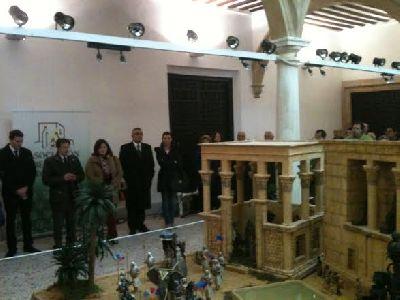 El Ayuntamiento de Lorca cede a la Asociación Belenista el uso de la Ermita de San Roque para que cree el Museo del Belén
