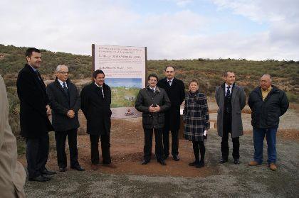 El alcalde de Lorca afirma que el poblado argárico del Rincón de Almendricos es ''un tesoro arqueológico de máxima importancia'' para la interpretación de esta época