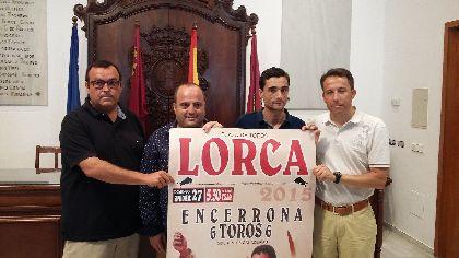 El Ayuntamiento destaca el ''gesto valiente'' del diestro lorquino Paco Ureña que lidiará 6 toros a beneficio de la Mesa Solidaria el próximo 27 de septiembre