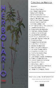 Mañana se inaugura la muestra colectiva de pintura ?Herbolario?, realizada por 34 alumnos de la Escuela Municipal de Artes Plásticas