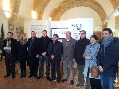 14 universitarios colaboran con el Museo del Belén de Lorca en la restaurada ermita de San Roque