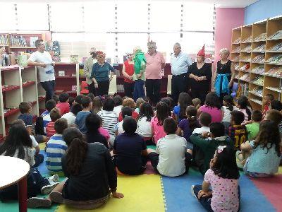 La Biblioteca Infantil y Juvenil acogerá este jueves una sesión de los ''Abuelos Cuentacuentos'' con motivo de la celebración del Día Universal del Niño