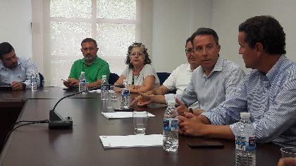 El Alcalde subraya que Lorca no se merece que retrasen más tanto la llegada del AVE como el soterramiento de las vías y la modernización de los trenes de cercanías