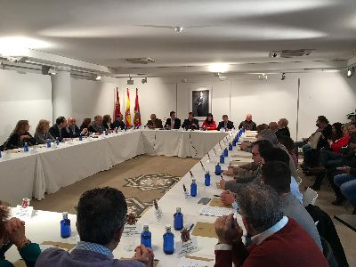 El Consejo Social de la Ciudad actualiza el Proyecto Estratégico de Lorca que permitirá al municipio acceder a fondos de la Unión Europea